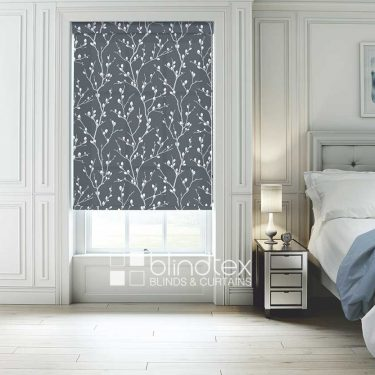 Karma Midnight Roller Blind