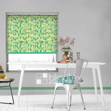 Nature Wheel Roller Blind