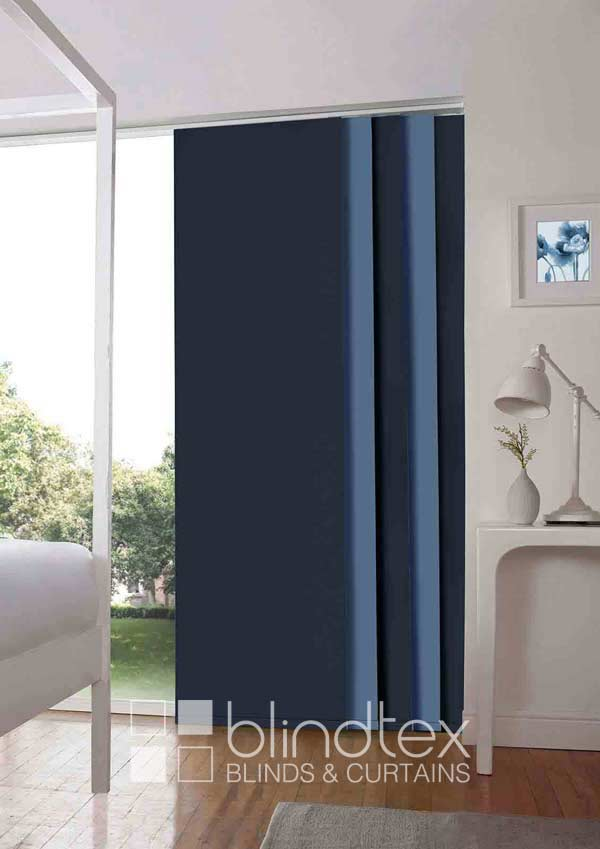 Porto-blue-Panel-blind