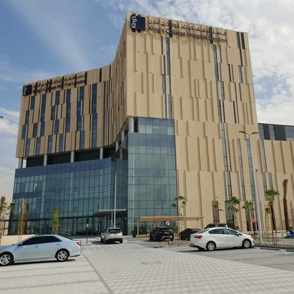King's College Hospital London Dubai