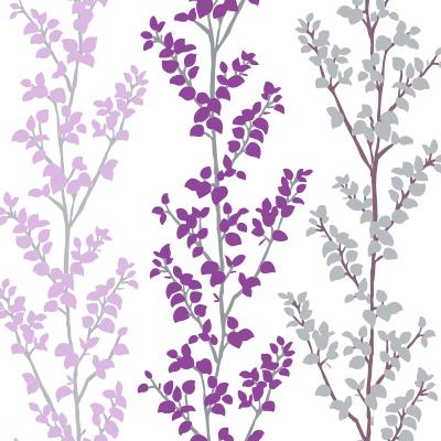 Branches-Plum