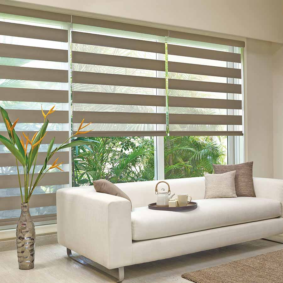 Jalyn-Dark-beige-Duplex-Blinds
