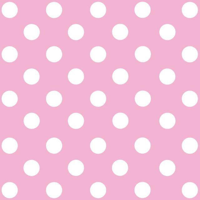 Polka-Dots-Fuchsia-Roller-Blind
