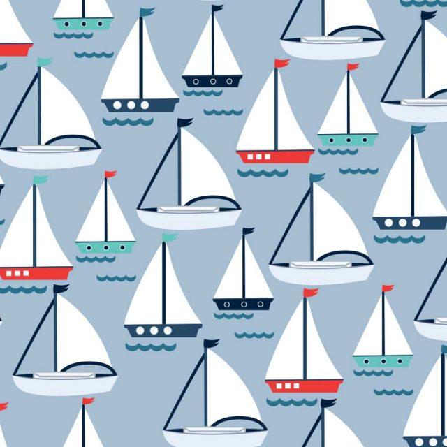 Sailing-Sea-Roller-Blind