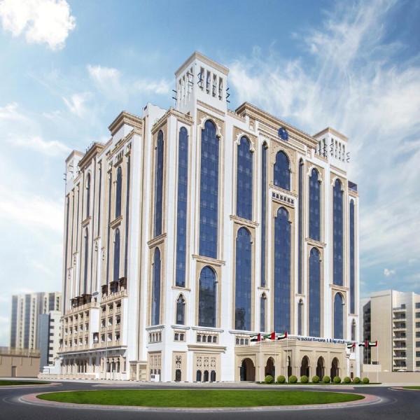 Rotana Hotel Al Jaddaf Dubai
